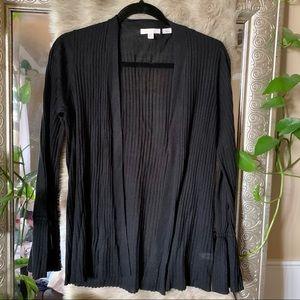 S black cardigan